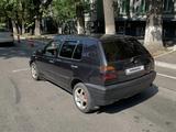 Volkswagen Golf 1994 года за 1 300 000 тг. в Алматы – фото 3