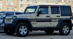 Jeep Wrangler 2011 года за 16 800 000 тг. в Актау