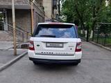 Land Rover Range Rover Sport 2008 года за 4 700 000 тг. в Алматы – фото 3
