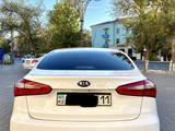 Kia Cerato 2014 года за 6 500 000 тг. в Кызылорда – фото 5