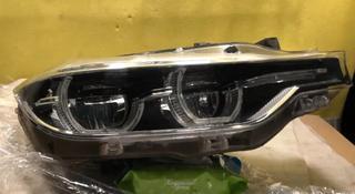 Фара правая LED f30 BMW за 170 000 тг. в Нур-Султан (Астана)