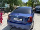 Chevrolet Lacetti 2004 года за 1 700 000 тг. в Туркестан – фото 4