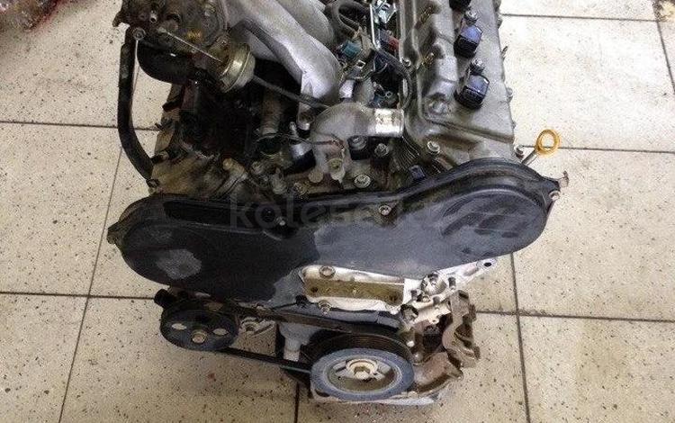 Двигатель мотр Toyota highlander 3.0 за 30 211 тг. в Алматы