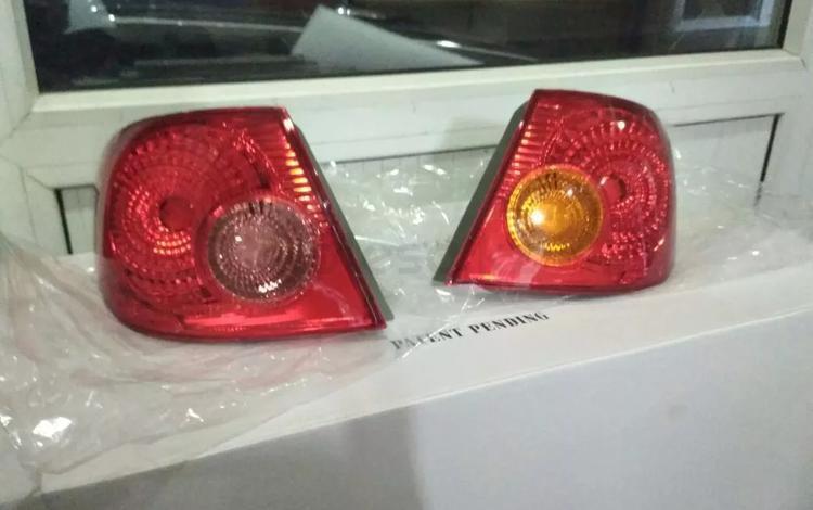 Задние фонари на Toyota Corolla ZRE130 USA (Американец) 2002-2008г. г… за 12 000 тг. в Алматы