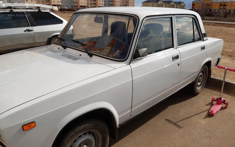 ВАЗ (Lada) 2107 2007 года за 1 400 000 тг. в Актобе