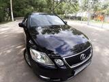 Lexus GS 300 2007 года за 5 500 000 тг. в Алматы – фото 2