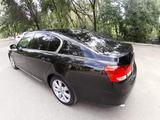 Lexus GS 300 2007 года за 5 500 000 тг. в Алматы – фото 5