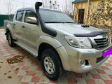 Toyota Hilux 2013 года за 8 700 000 тг. в Атырау – фото 5