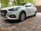 Hyundai Accent 2018 года за 4 500 000 тг. в Караганда