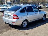 ВАЗ (Lada) 2172 (хэтчбек) 2012 года за 1 200 000 тг. в Петропавловск – фото 4