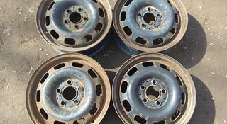 Оригинальные металлические диски на Mercedes A-class (R15 5*112 ЦО за 12 000 тг. в Нур-Султан (Астана)
