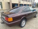 Audi 100 1991 года за 1 400 000 тг. в Талдыкорган – фото 4