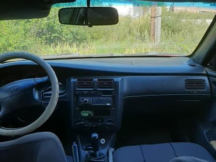Toyota Carina E 1994 года за 1 100 000 тг. в Серебрянск – фото 5
