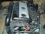 Двигатель акпп VW Passat B6 2.0 CAW за 550 000 тг. в Алматы