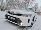 Toyota Camry 2016 года за 6 900 000 тг. в Петропавловск