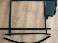 Форточка двери Kia Sportage (Киа Спортэйдж) оригинал с направляющей за 20 000 тг. в Алматы