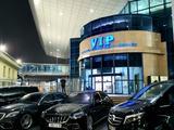 Мерседес S class w222, выписка с роддома, встреча с аэропорта в Алматы – фото 5