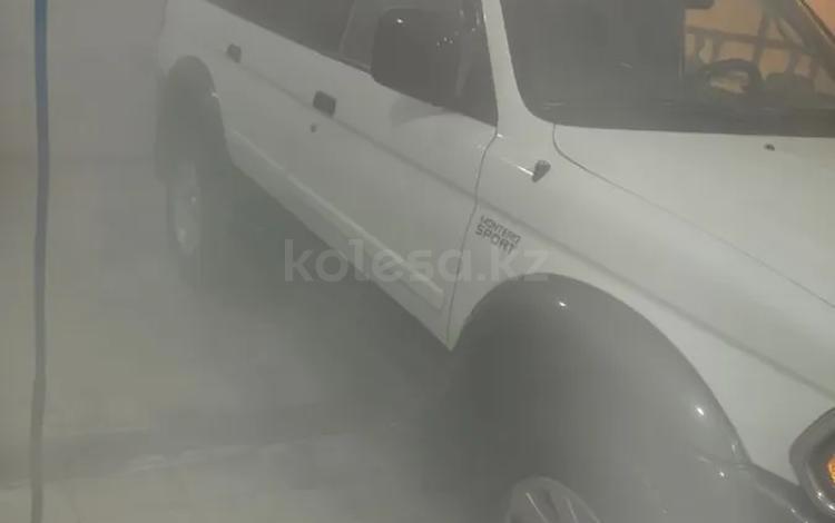 Mitsubishi Montero Sport 2001 года за 3 000 000 тг. в Актобе