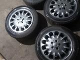 Оригинальные диски mercedes с резиной 215/55/16 за 140 000 тг. в Караганда