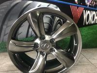 Новые фирменные диски Р17 Lexus GS за 155 000 тг. в Алматы