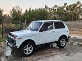 ВАЗ (Lada) 2121 Нива 2011 года за 2 100 000 тг. в Кызылорда – фото 2