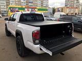 Крышка трехсекционная на Toyota Hilux тент тойота за 310 000 тг. в Нур-Султан (Астана) – фото 3