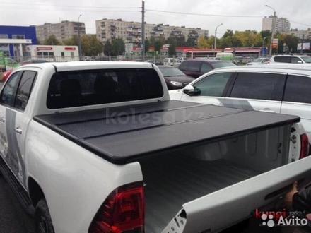 Крышка трехсекционная на Toyota Hilux тент тойота за 310 000 тг. в Нур-Султан (Астана) – фото 8