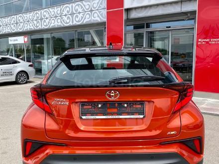Toyota C-HR 2020 года за 13 720 000 тг. в Алматы – фото 4
