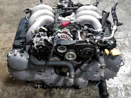 Двигатель EZ30 на Субару за 360 000 тг. в Алматы – фото 2