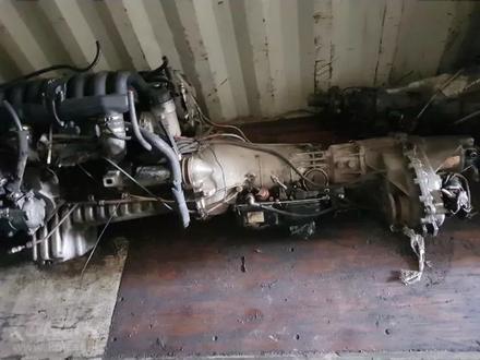 Двигатель на Mercedes Benz G 320, коробка автомат в Алматы – фото 2