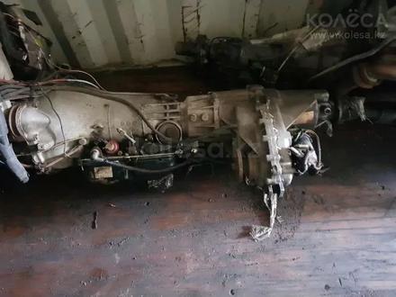 Двигатель на Mercedes Benz G 320, коробка автомат в Алматы – фото 3