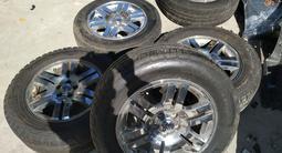 Диски с резиной R18 Ford Explorer 4 за 250 000 тг. в Алматы