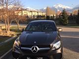 Mercedes-Benz GLE Coupe 400 2016 года за 29 000 000 тг. в Алматы