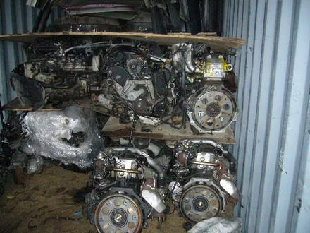 Двигатель VQ35 3.5 за 111 тг. в Алматы