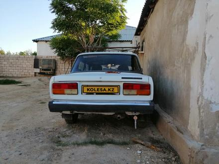 ВАЗ (Lada) 2107 2006 года за 500 000 тг. в Актау