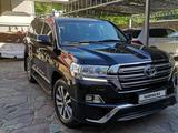 Toyota Land Cruiser 2016 года за 25 500 000 тг. в Алматы