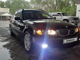 BMW 325 2002 года за 3 800 000 тг. в Алматы