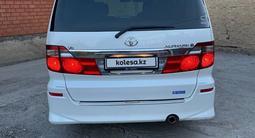 Toyota Alphard 2005 года за 4 800 000 тг. в Туркестан – фото 2