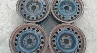 Оригинальные металлические диски на автомашину Opel (Германия R15 за 12 000 тг. в Нур-Султан (Астана)