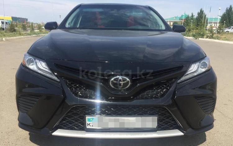 Toyota Camry 2019 года за 16 000 000 тг. в Уральск