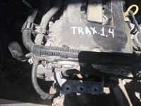 Двигатель 1.4 turbo на Chevrolet за 450 000 тг. в Алматы