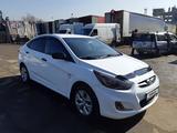 Hyundai Accent 2013 года за 3 680 000 тг. в Алматы – фото 3
