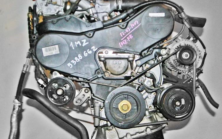 Двигатель highlander 3.0 1mz за 58 000 тг. в Нур-Султан (Астана)