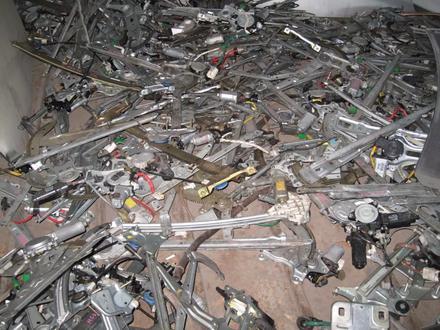 Стеклоподъемник передний задний левый правый моторчик стеклоподьемника за 10 000 тг. в Алматы – фото 2