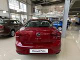 Volkswagen Polo Exclusive TSI 2021 года за 9 270 000 тг. в Актобе – фото 2