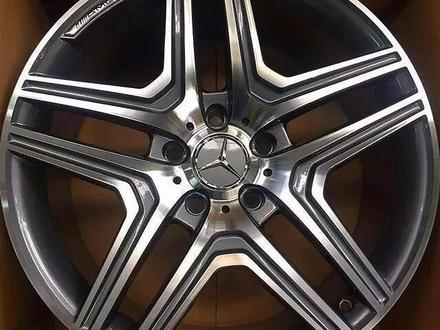 Mercedes-Benz Диски R17 /////AMG модель 2011-2015 за 150 000 тг. в Алматы – фото 5