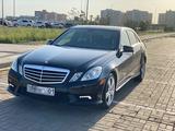 Mercedes-Benz E 350 2011 года за 7 500 000 тг. в Нур-Султан (Астана)