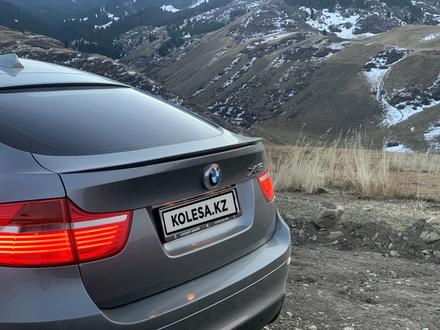 BMW X6 2008 года за 8 800 000 тг. в Алматы – фото 13