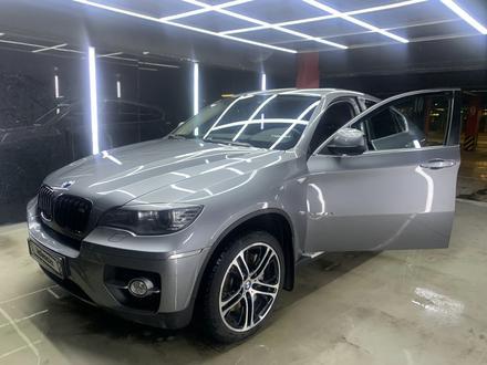 BMW X6 2008 года за 8 800 000 тг. в Алматы – фото 4