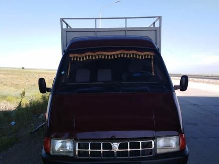 ГАЗ ГАЗель 2002 года за 1 550 000 тг. в Тараз